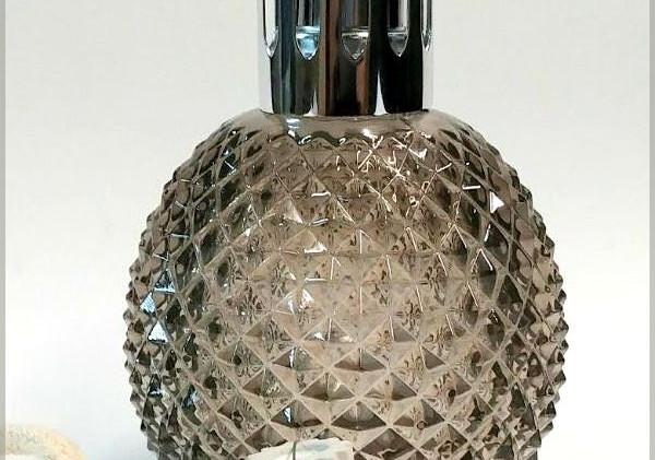 Lampe Colette cristal facetado
