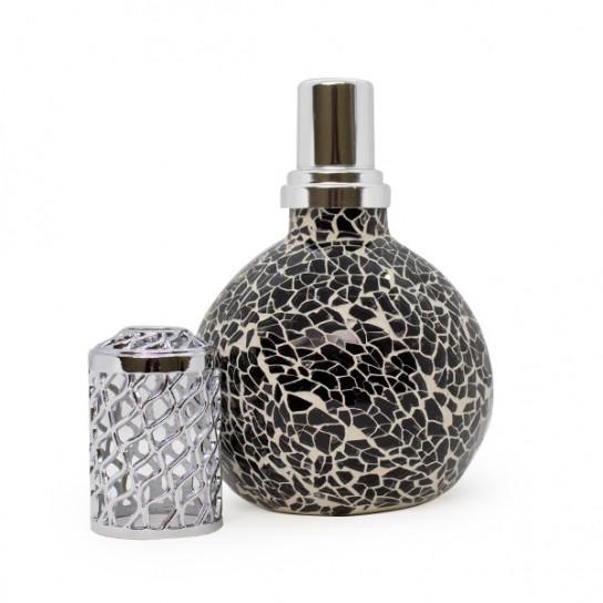 Lampe Colette mosaico negro