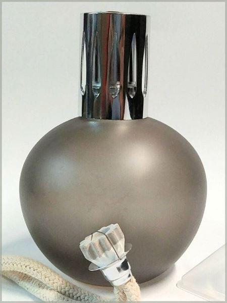 Lampe Colette ahumado marrón