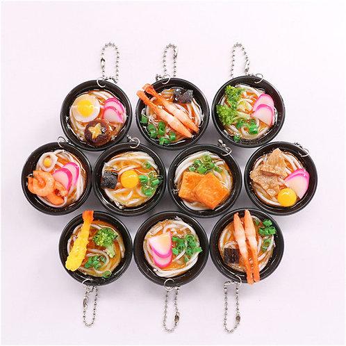 Porte clef sushi