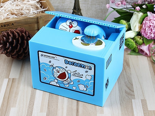 Tirelire Doraemon