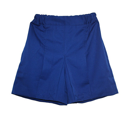 Girls Box Pleat Shorts