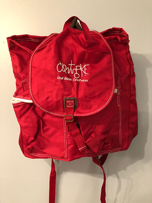 CowPoke Brand BackPack
