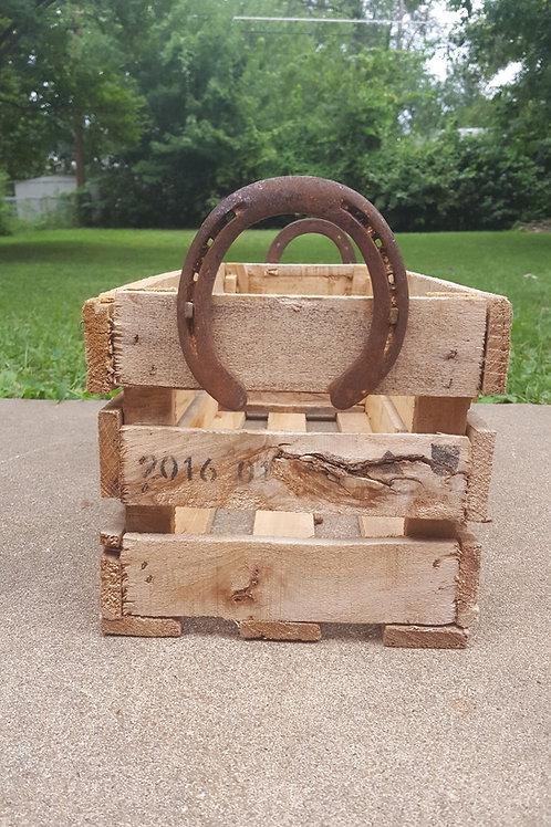 Horseshoe Baskets