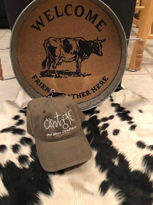 CowPoke Brand Dad Hat