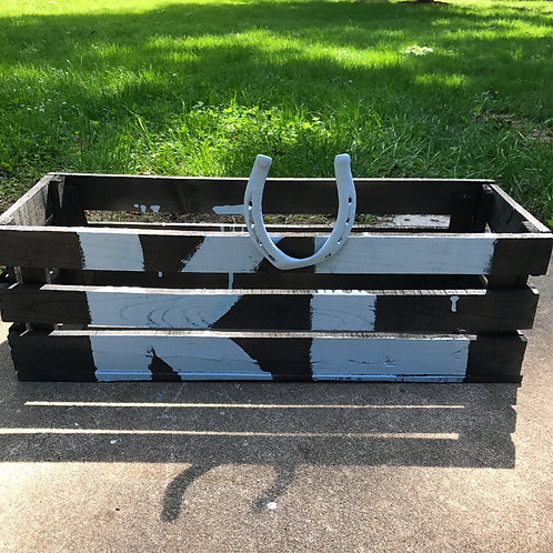 KC Horseshoe Flower Baskets