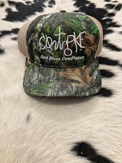 Mossy Oak x MidWest CowPoke Hunting Flatbill