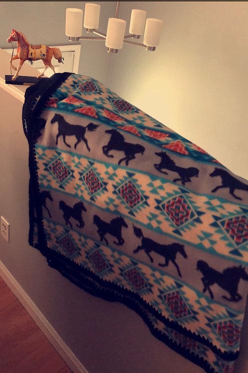 CowPoke Brand Blanket