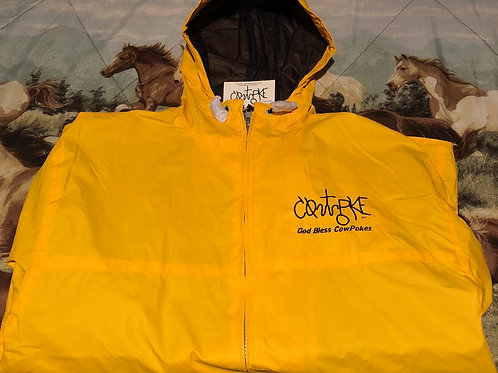 CowPoke Brand Rain Jacket