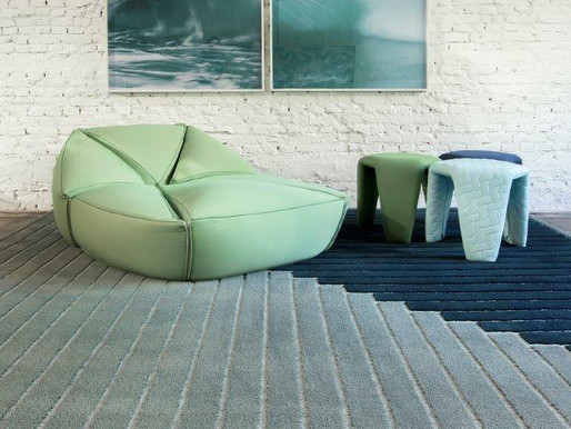 With Punto and Filo you have the possibility to customize your rug in a sustainable way