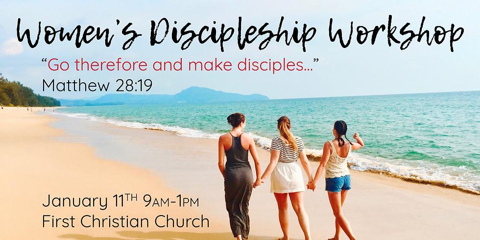 Women's Discipleship Workshop