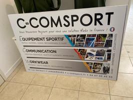 visuel c-comsport