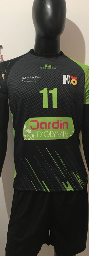 maillot handball HBO