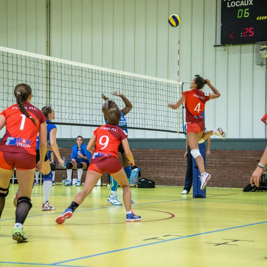 maillot volley made in france