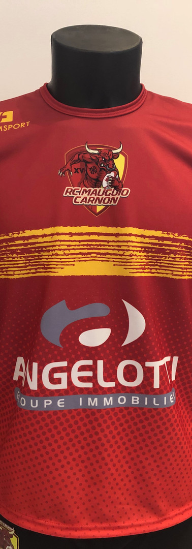 chasuble Rugby