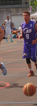 Basket Mogba CAB