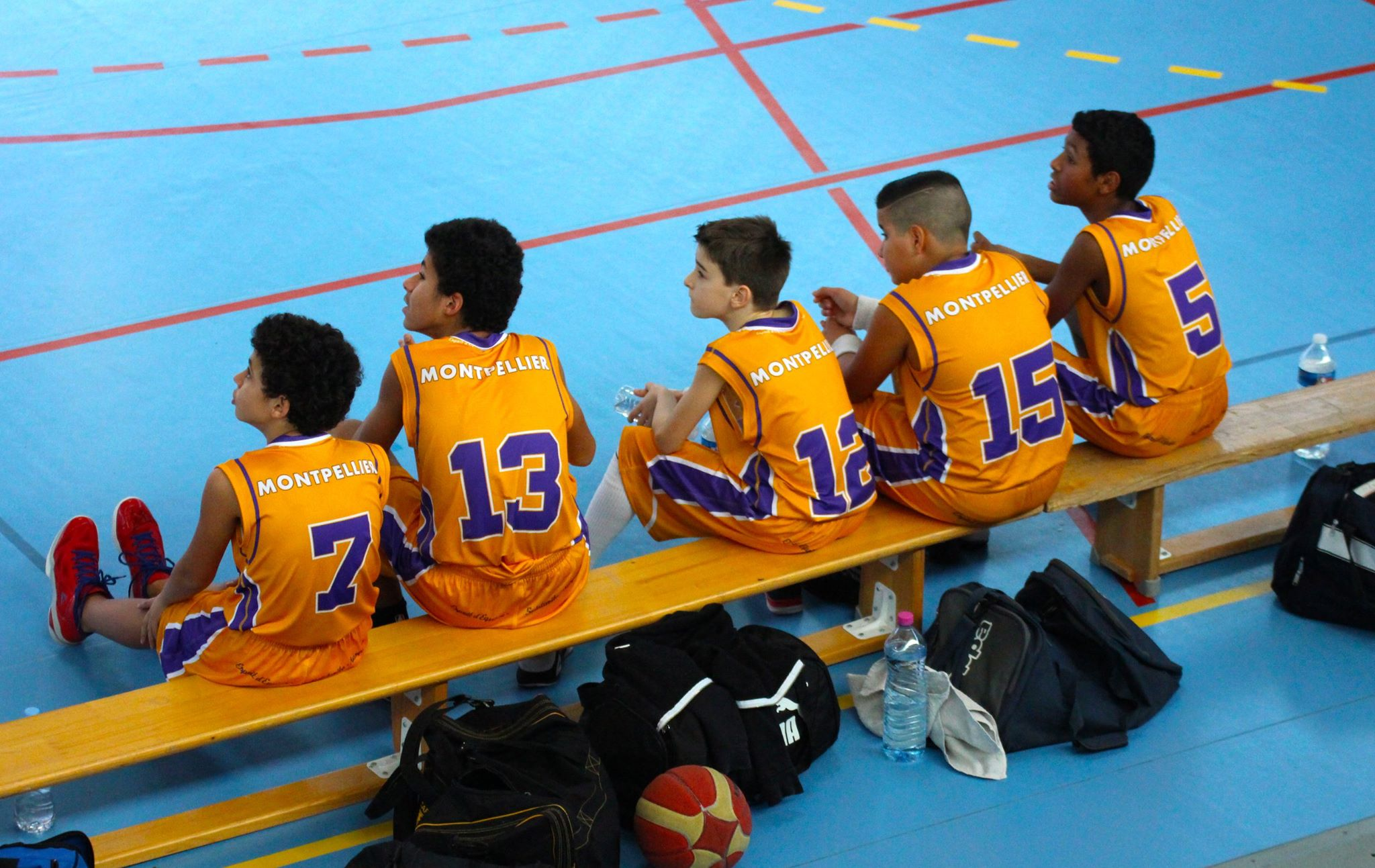ensemble basket sublimés