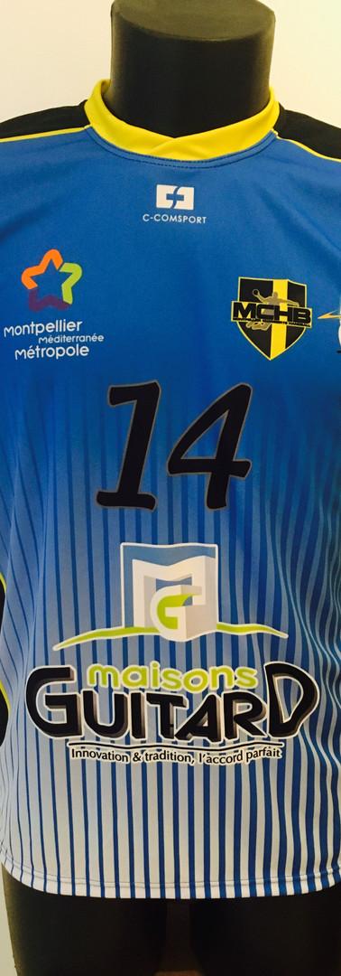 handball MUC Chamberte