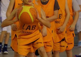 tenue entrainement basket