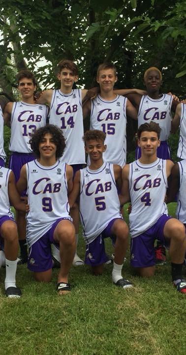 maillot basket cab