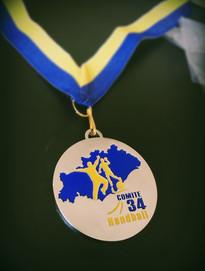 médaille zamac sur mesure