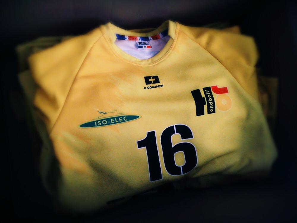 maillot gardien handball