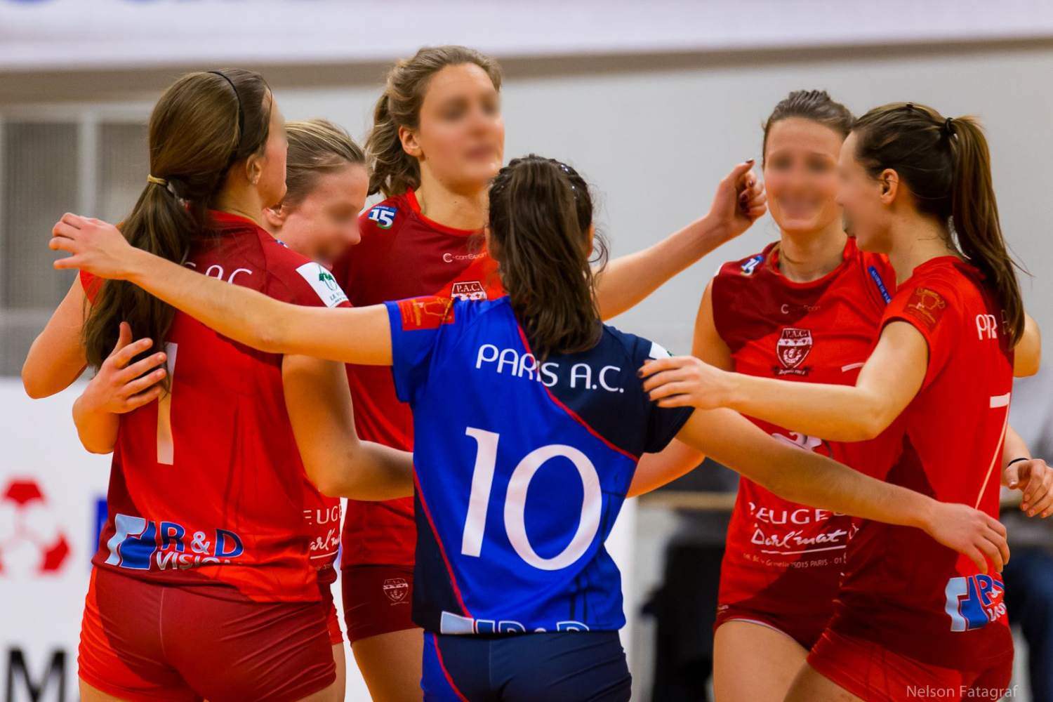 ensembles volley sublimés