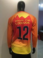 maillot handball gardien