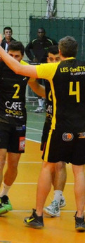 volley les genets