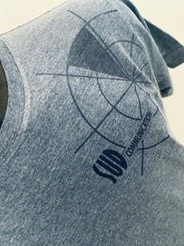sublimation sur t-shirt coporate