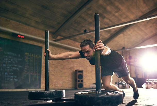 Men's Strength Training