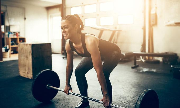 Womens' Strength Training