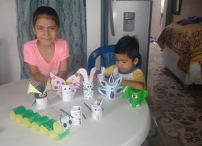 Fundación GE: trabajo y esfuerzo por los niños colombianos