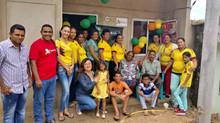 Cambiando historias en Bolívar
