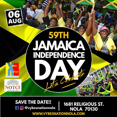 Copy of Copy of Jamaica Independence Day