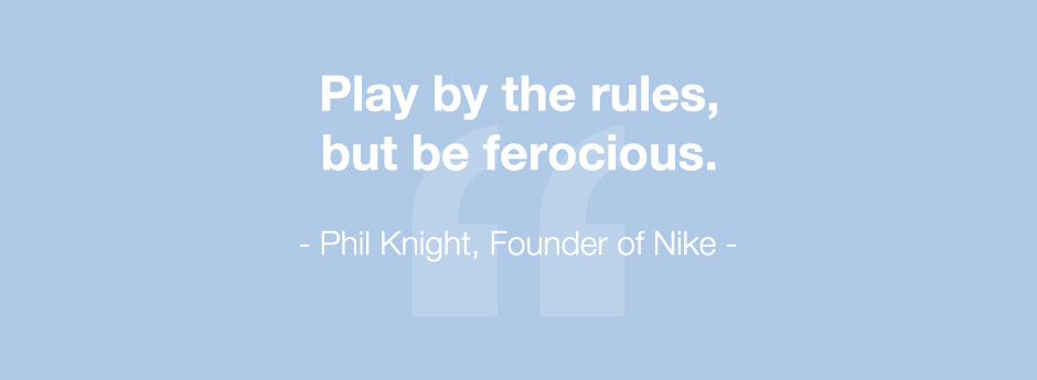 Phil Knight Nike Quote