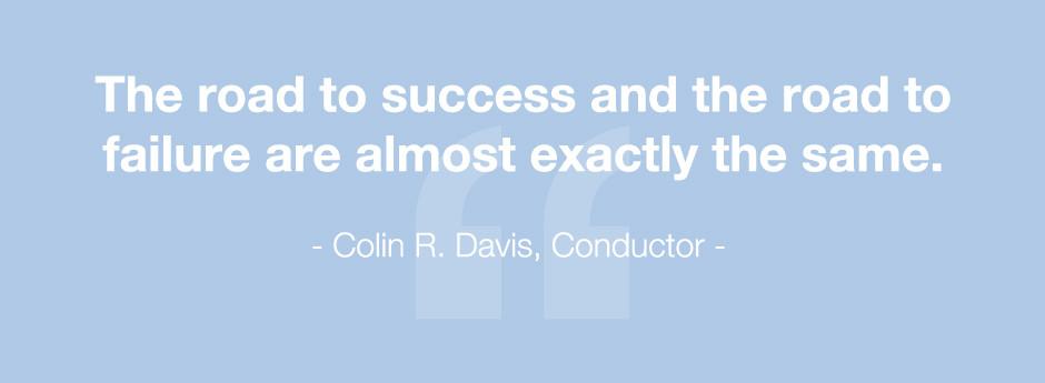 Colin R. Davis Quote