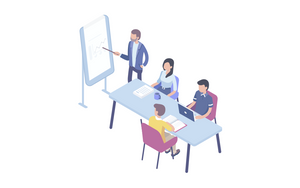 Learn from others when in customer support training