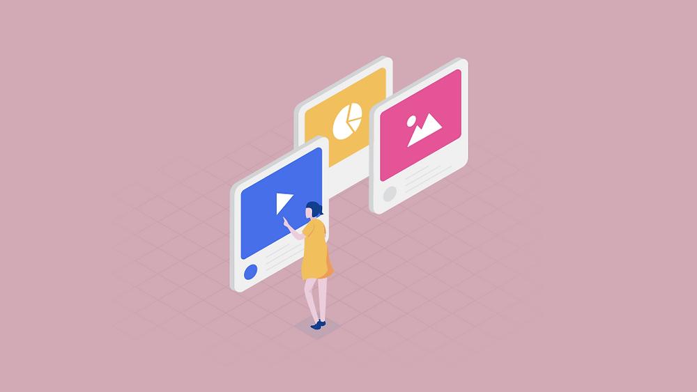 visual customer service