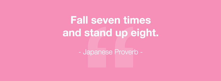 Japanese Proverb Quote