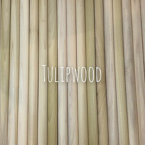 Tulipwood dowels 35cm