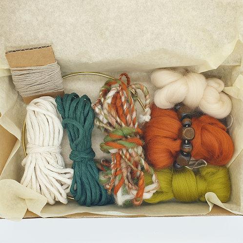 Round weave kit / Autumn