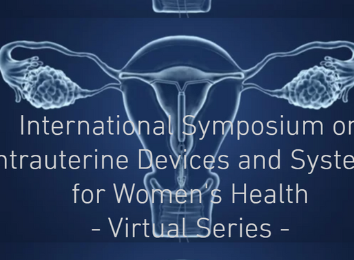Register for the first IUD Symposium Virtual Series session held Wednesday, September 30th