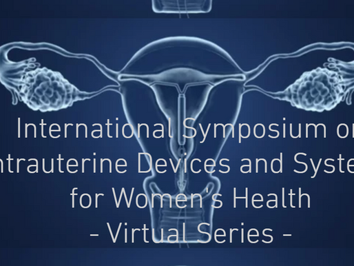 Register for the International IUD Symposium, virtual sessions held Wednesdays at 11am-1pm ET
