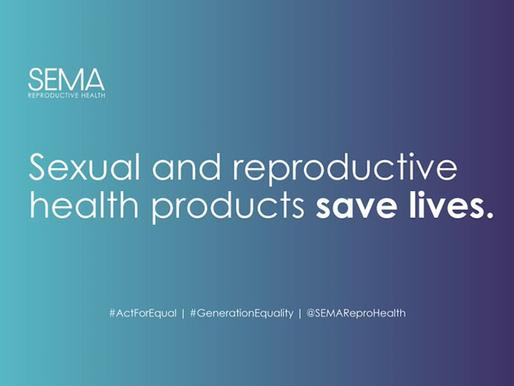 Launch of SEMA Reproductive Health