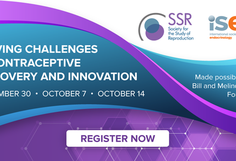 Join SSR and ISE for Solving Challenges in Contraceptive Discovery and Innovation this fall