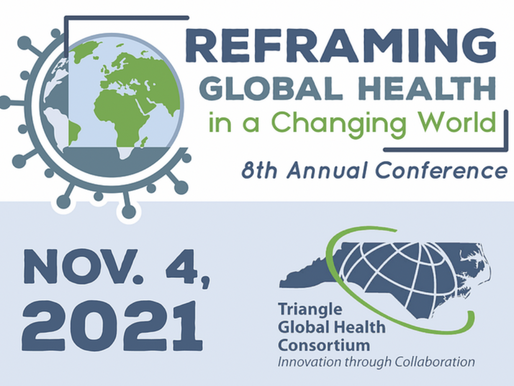 Join the Eighth Annual Triangle Global Health Conference