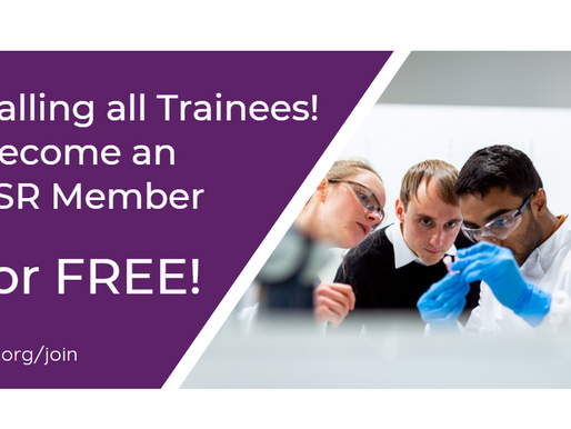 SSR offering free trial membership - join peers in reproduction research!