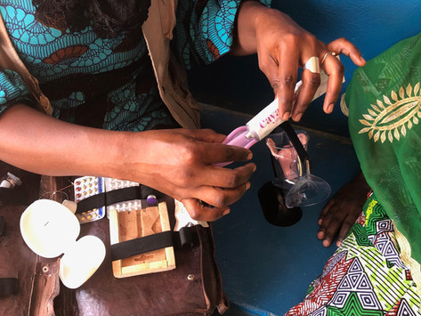Caya Diaphragm: How a New Self-Care Product in Niger Is Meeting Women's Unique Needs During COVID-19