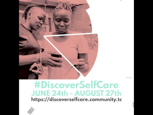 Launch of the self-care learning and discovery series
